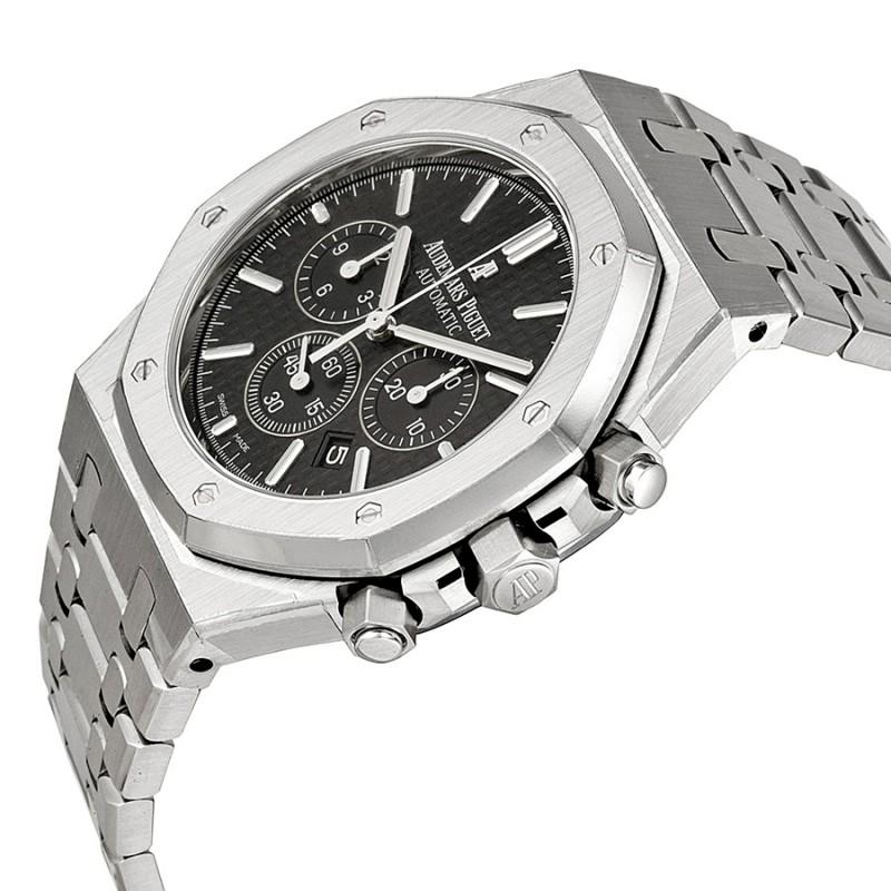Review audemars piguet royal oak chronograph automatic stainless steel men s watch 26320st oo for Audemars piguet kinetic