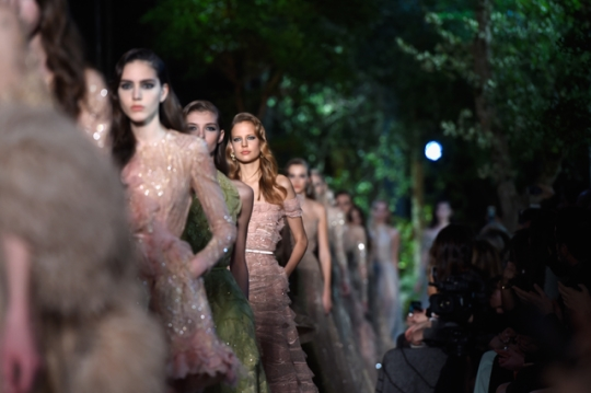 Elie Saab By Paris Couture Week Spring Summer 2015