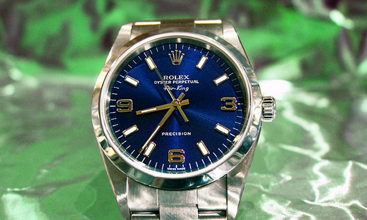 Rolex-Air-King-Watches