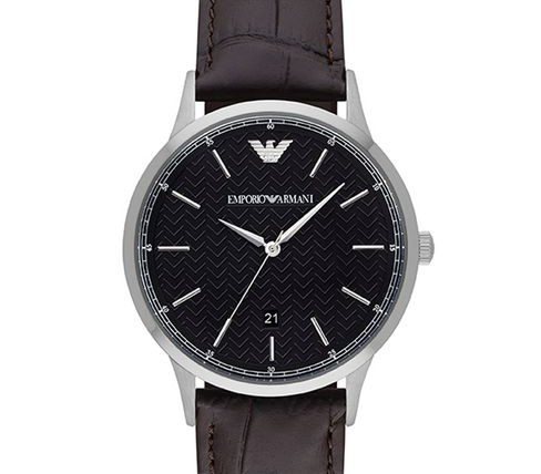 Indispensable Fashion Accessories-Armani 3 Sphere Watch