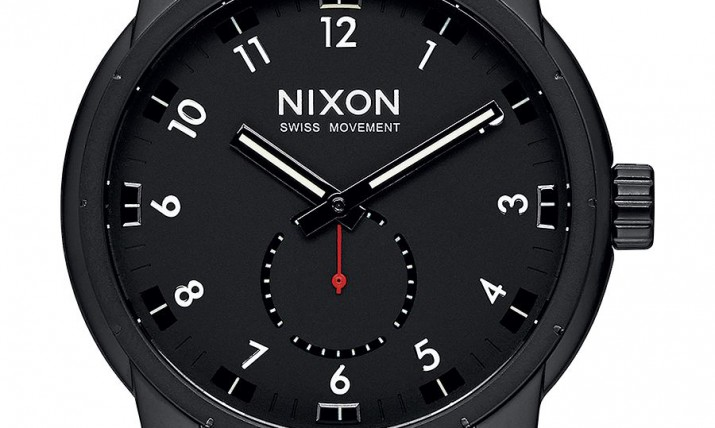 Nixon New Model Patriot Watch-An Affordable Watch For Youth