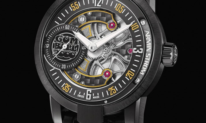 Armin Strom Double Barrel With Gumball 3000 Logo