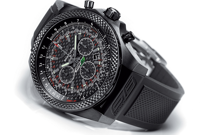 Breitling Limited Edition Timepiece- Bentley GT3