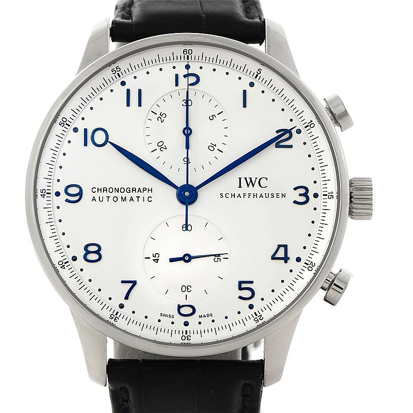 IWC Luxury Chronograph Automatic Men's Watch