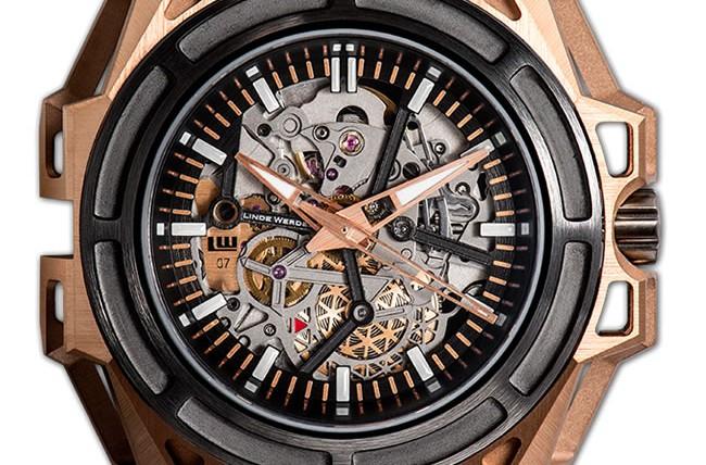 Linde Werdelin New Model Men's watches