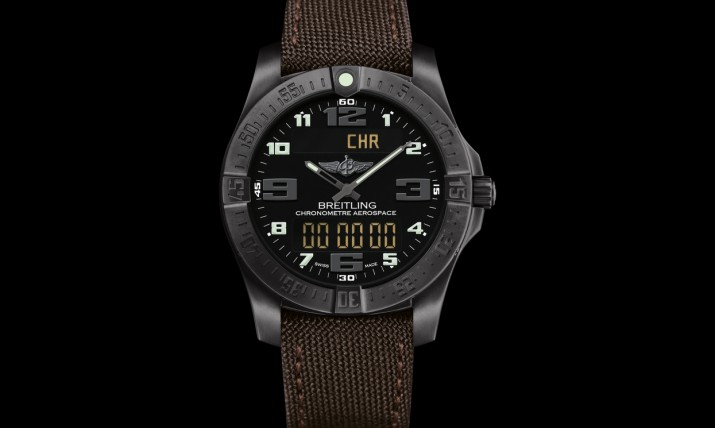 A Watch Has Longstanding Function-Breitling Aerospace Evo