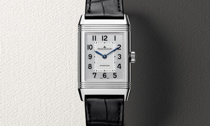 Front of Jaeger-LeCoultre Reverso Classic SIHH 2016 edition