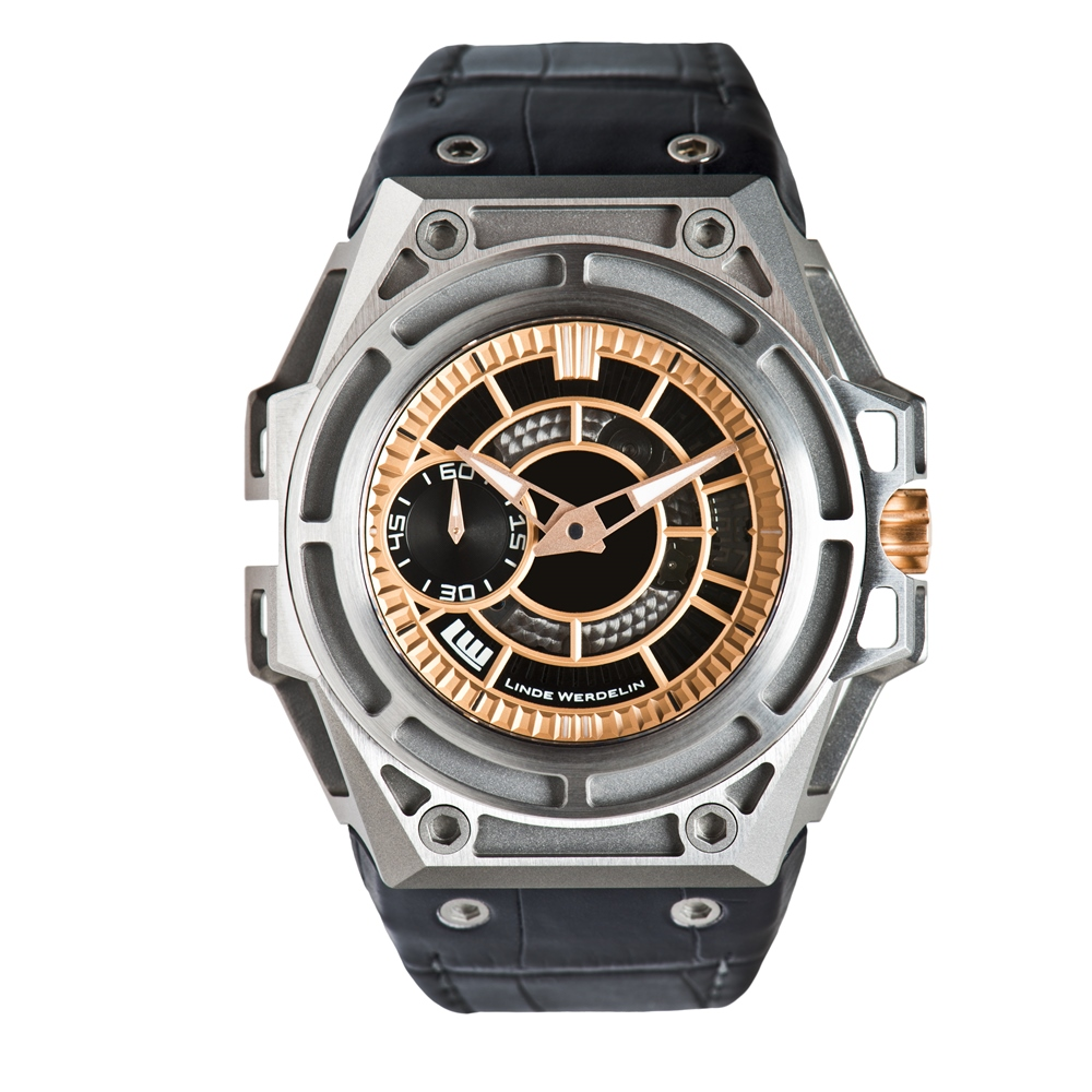 Iconic Linde Werdelin Special North American Gold Watch