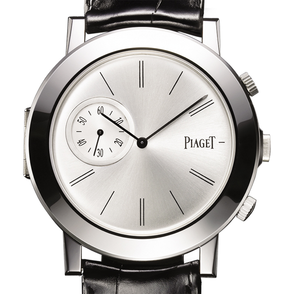 A Piaget Watch Comes In Two Dials And Two Movements