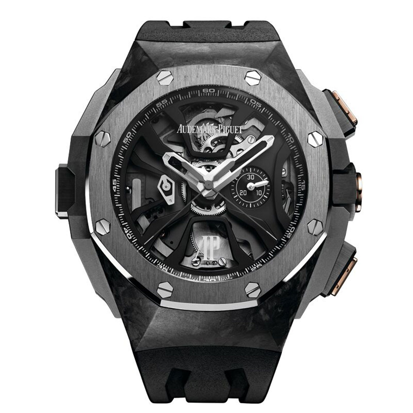 Front of Audemars Piguet Royal Oak Schumacher limited edition