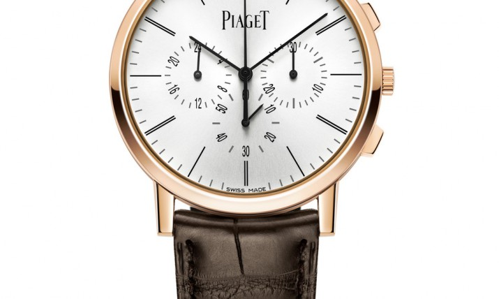 Front of Piaget Altiplano Chronograph Flyback