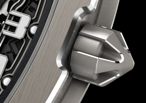 Side of Richard Mille RM67-01 Automatic extra flat