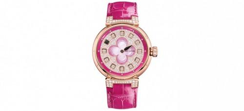 Louis Vuitton Blossompink watch