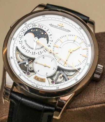 Side of Jaeger-LeCoultre Duomètre Quantième Lunaire Watch 03