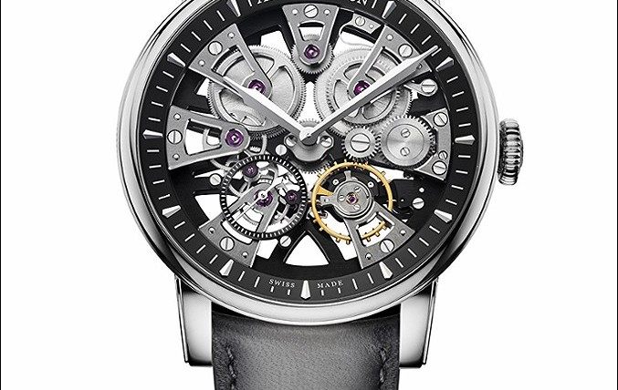Front of Arnold & Son Nebula
