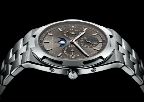 Side of Vacheron Constantin Overseas Ultra-Thin Perpetual Calendar
