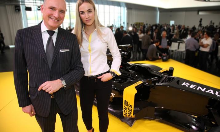 Bell & Ross new ambassador-Carmen Jorda