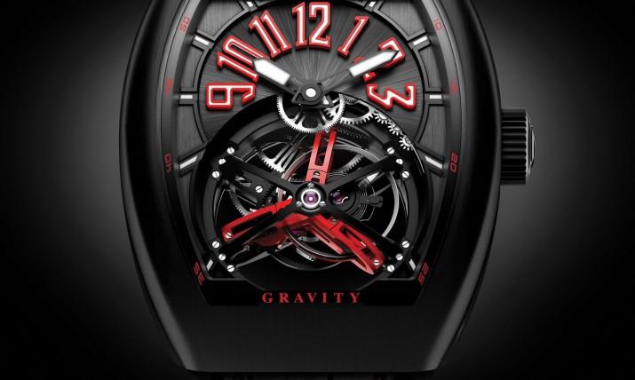 Franck Muller Vanguard Gravity Watch 02