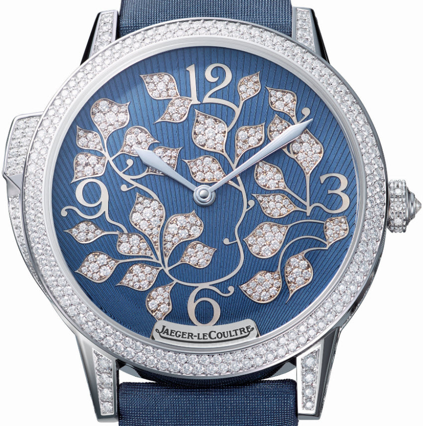 Side of Jaeger-LeCoultre Rendez-Vous Ivy Minute Repeater