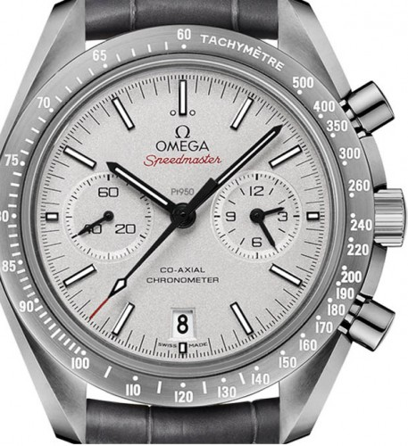 Omega Speedmaster Moon Watch With Grey Colored Ceramic ...