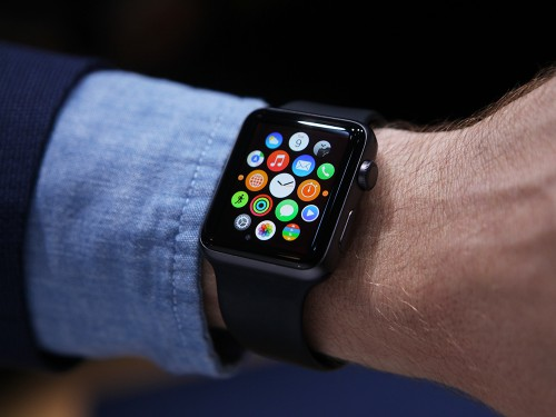 The challenge of Apple watch