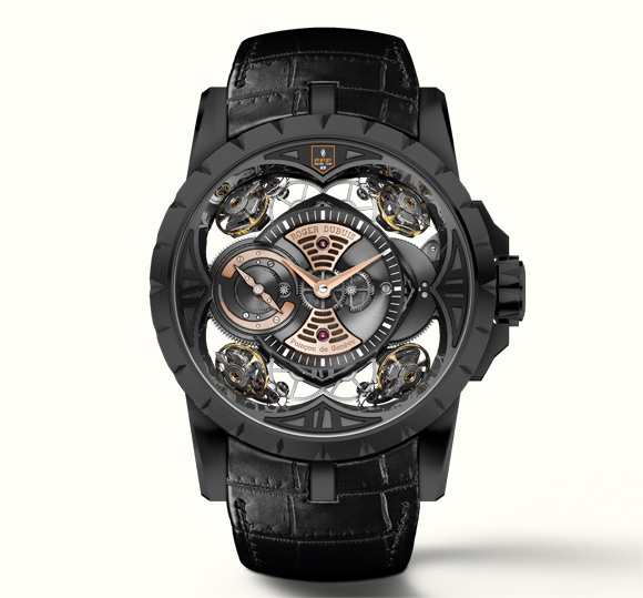 Roger Dubuis Excalibur Quatuor FFF Racing Team Watch