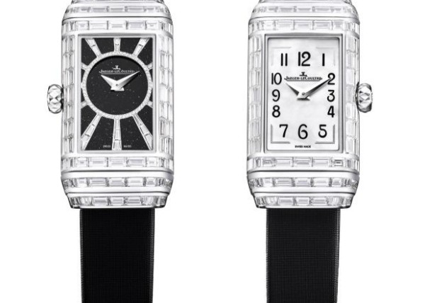 Jaeger LeCoultre Reverso One High Jewelry Duetto watch