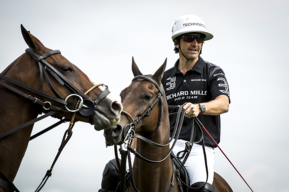 Richard Mille become the main title of The Chantilly Polo Club 02