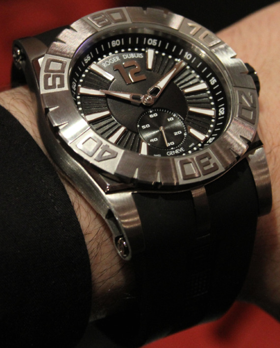 Roger Dubuis EasyDiver Watches For 2010 Watch Releases