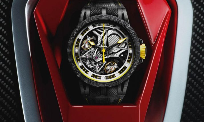 Roger Dubuis Becomes Official Partner Of Lamborghini, Launches 2 Watches With All-New Duotor Caliber Watch Releases