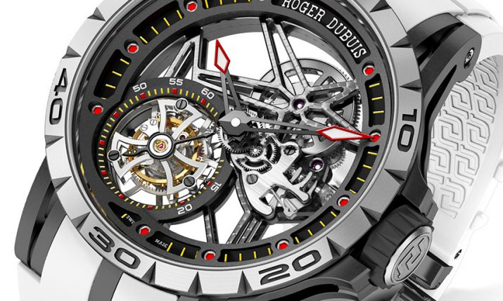 Roger Dubuis Excalibur Spider Americas Edition Watch Watch Releases