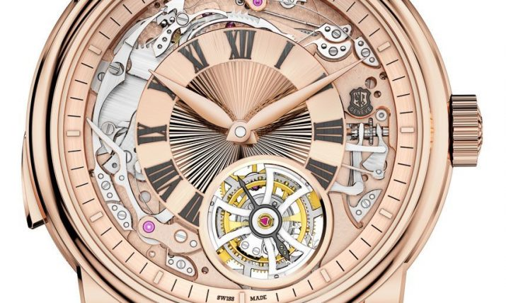 Roger Dubuis Hommage Minute Repeater Tourbillon Automatic Watch Watch Releases