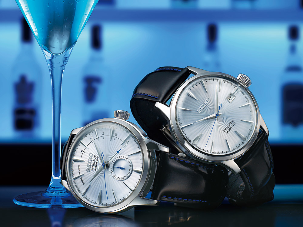 Seiko Presage SSA & SRPB 'Cocktail Time' Watches For 2017 Watch Releases