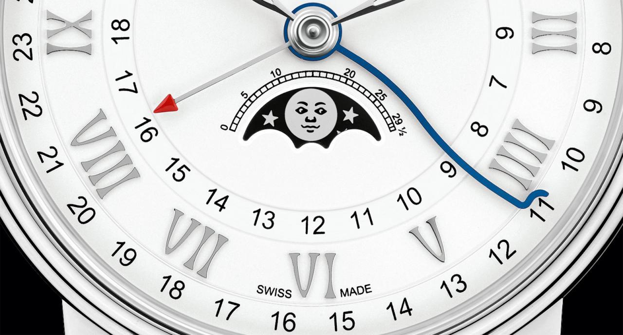 Blancpain Villeret Complete Calendar GMT 2