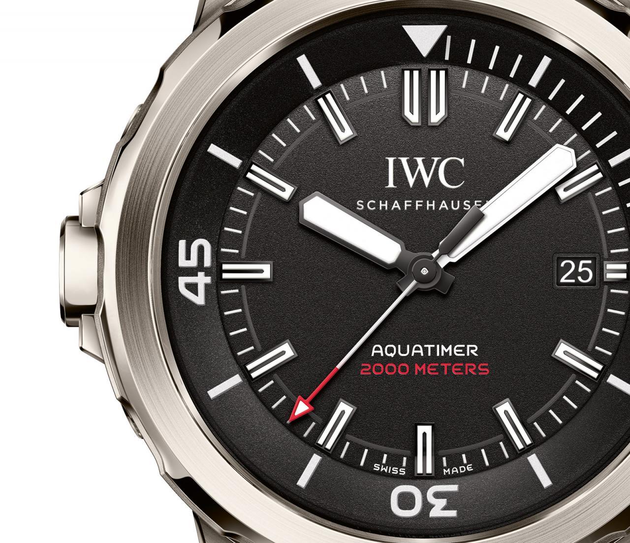 IWC Aquatimer 2000 35 Years Ocean 2000 1