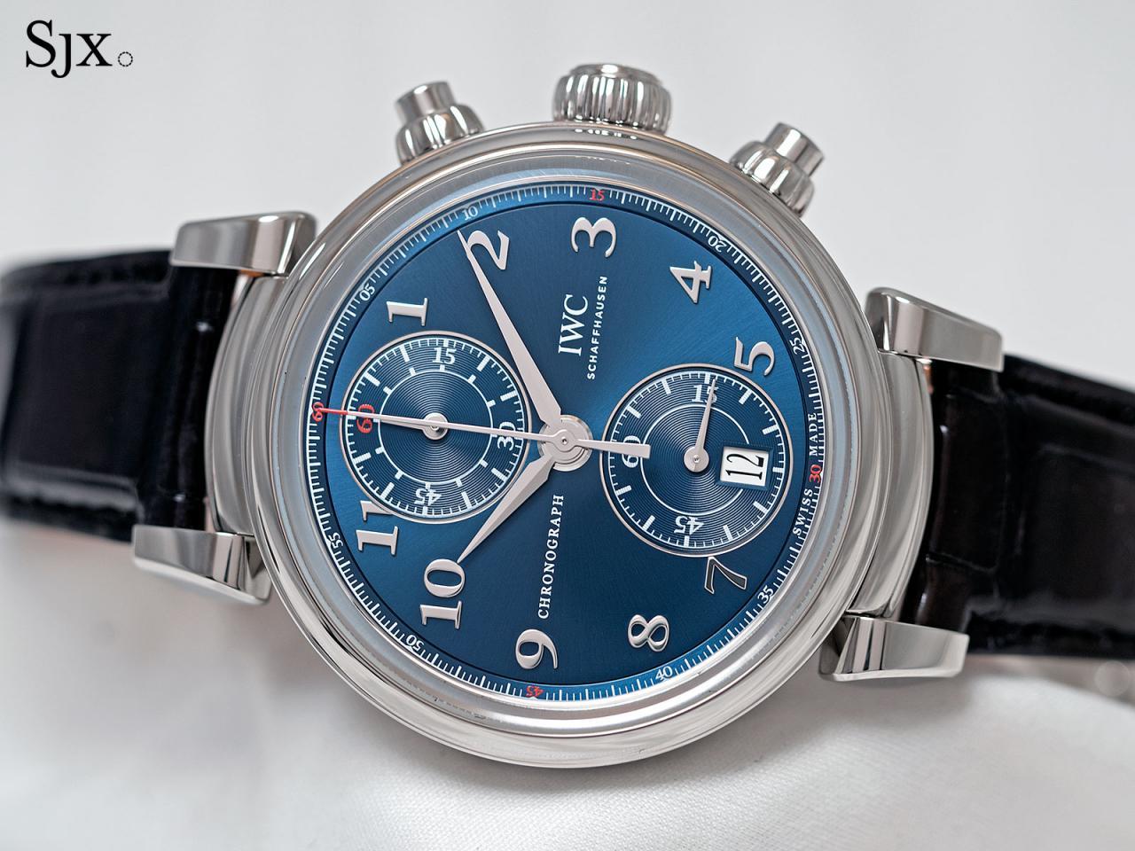 IWC Da Vinci Laureus Chronograph 3