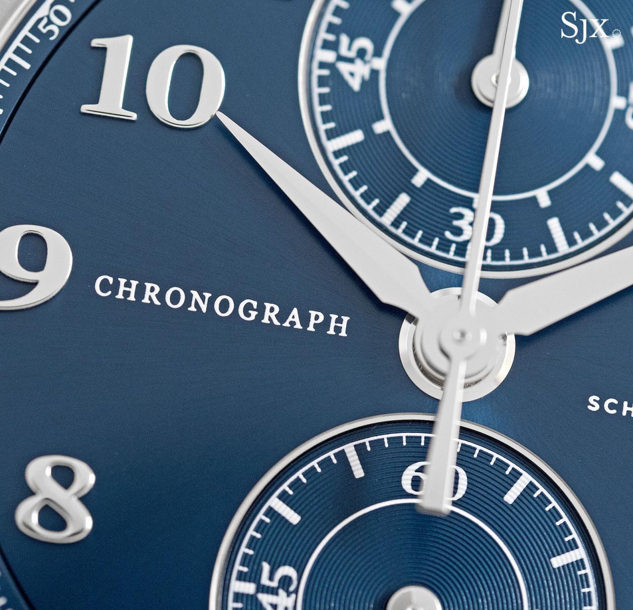 IWC Da Vinci Laureus Chronograph 4
