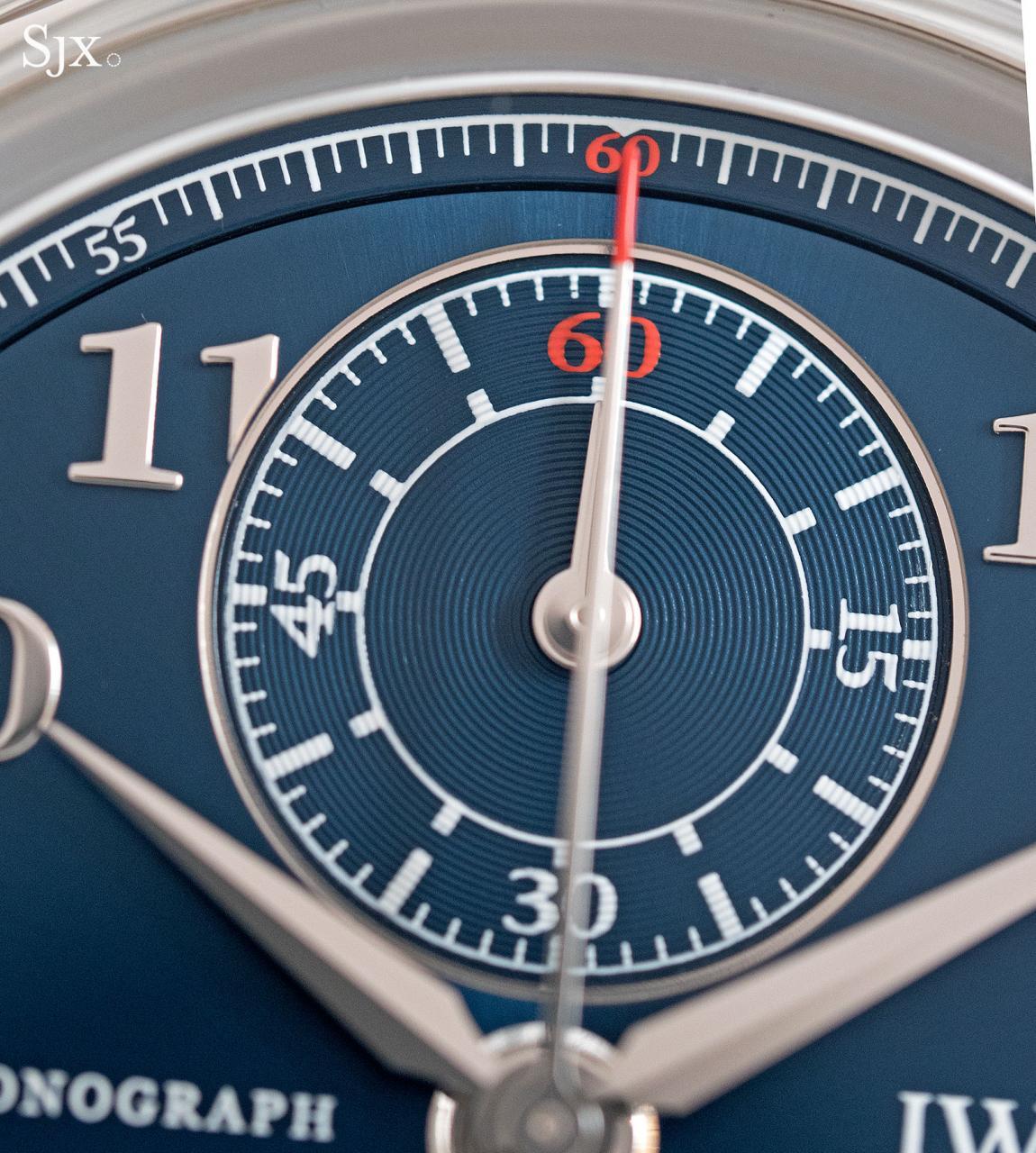 IWC Da Vinci Laureus Chronograph 5