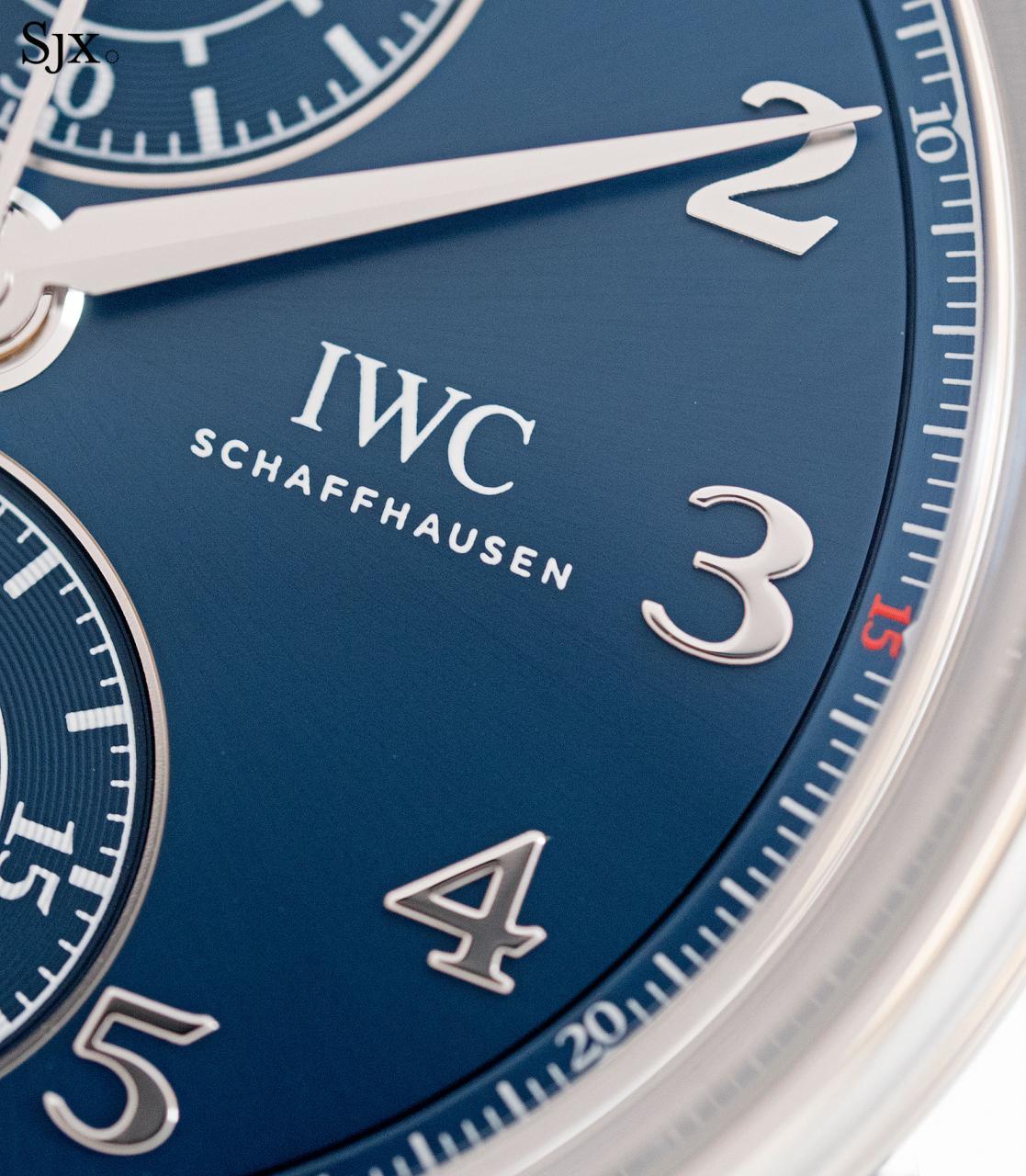 IWC Da Vinci Laureus Chronograph 7