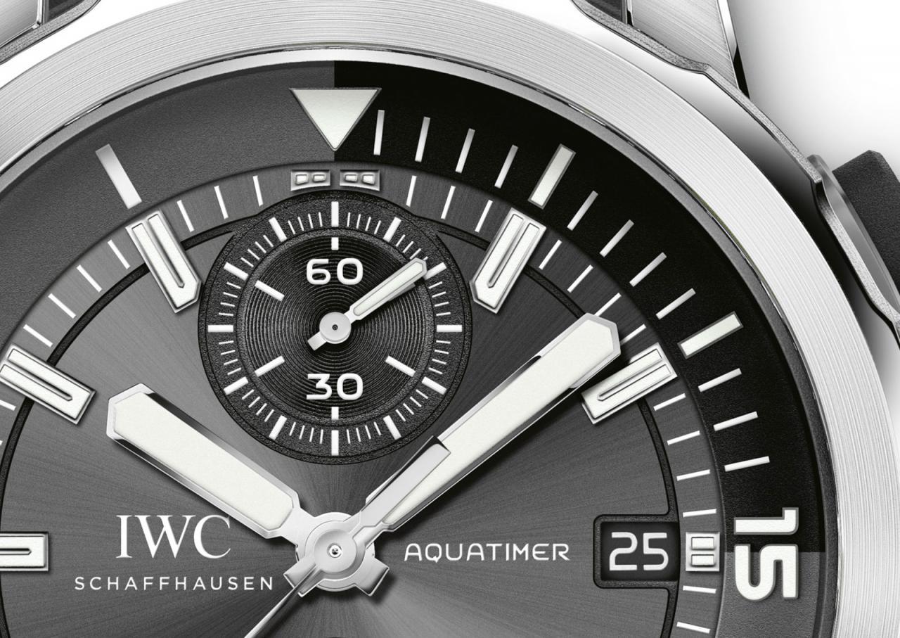 "IWCAquatimer Chronograph Edition ""Sharks"" 3"