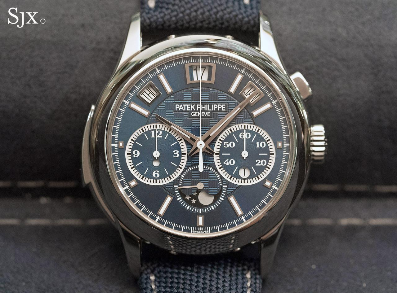 Patek Philippe 5208T Only Watch 1