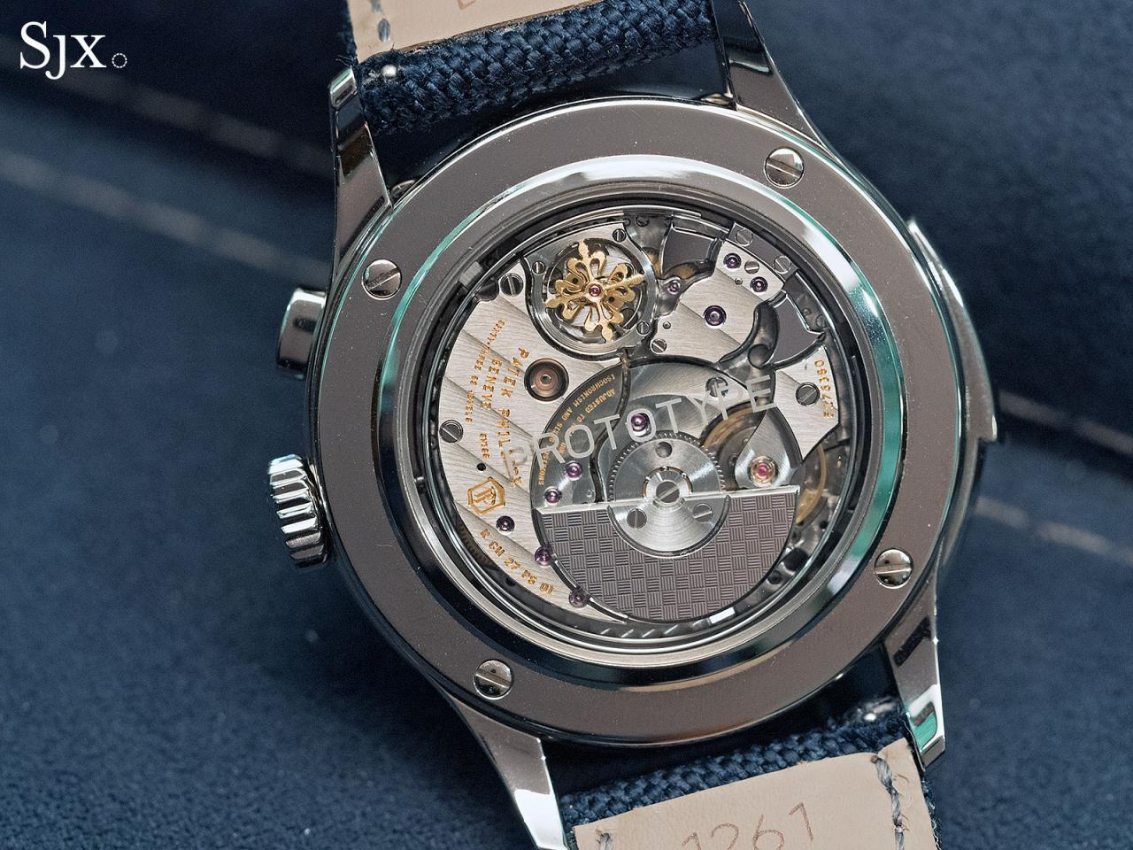 Patek Philippe 5208T Only Watch 8