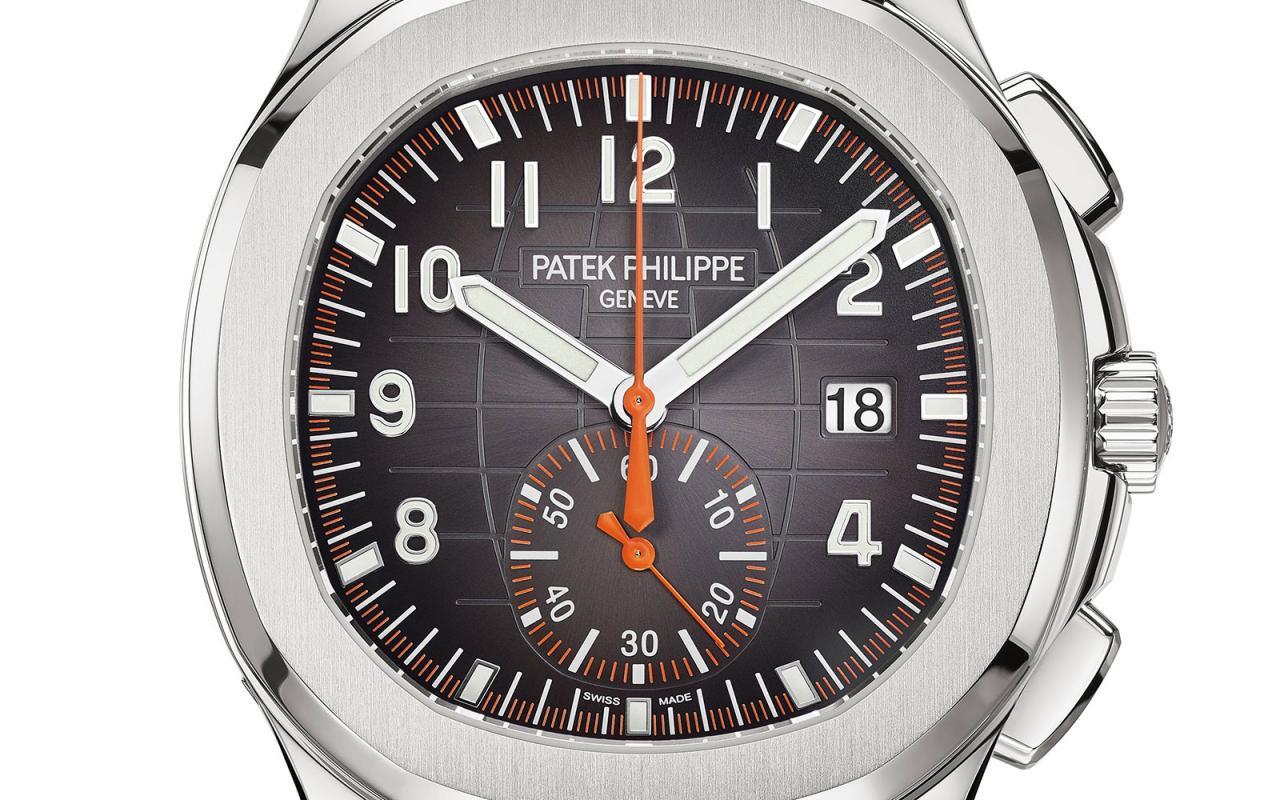 Patek Philippe Aquanaut Chronograph Ref. 5968A 5