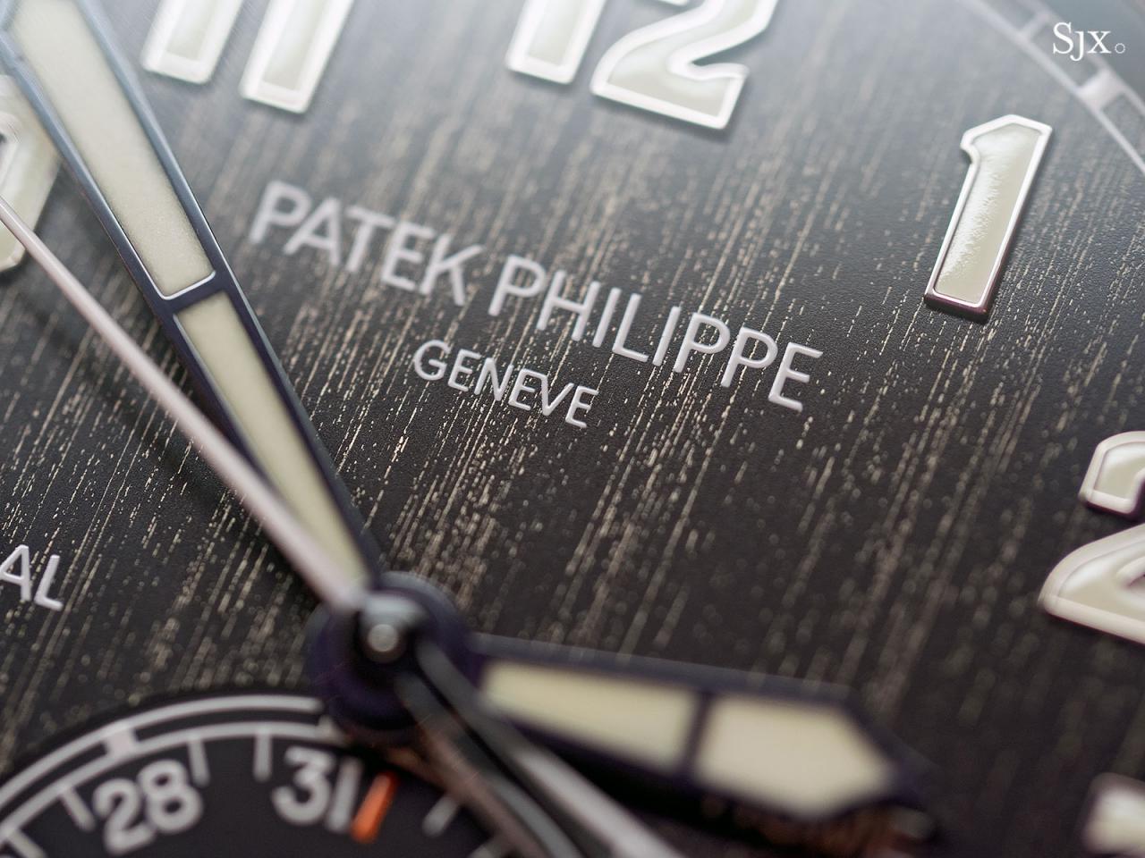Patek Philippe Calatrava Pilot Travel Time Titanium 5524T-1