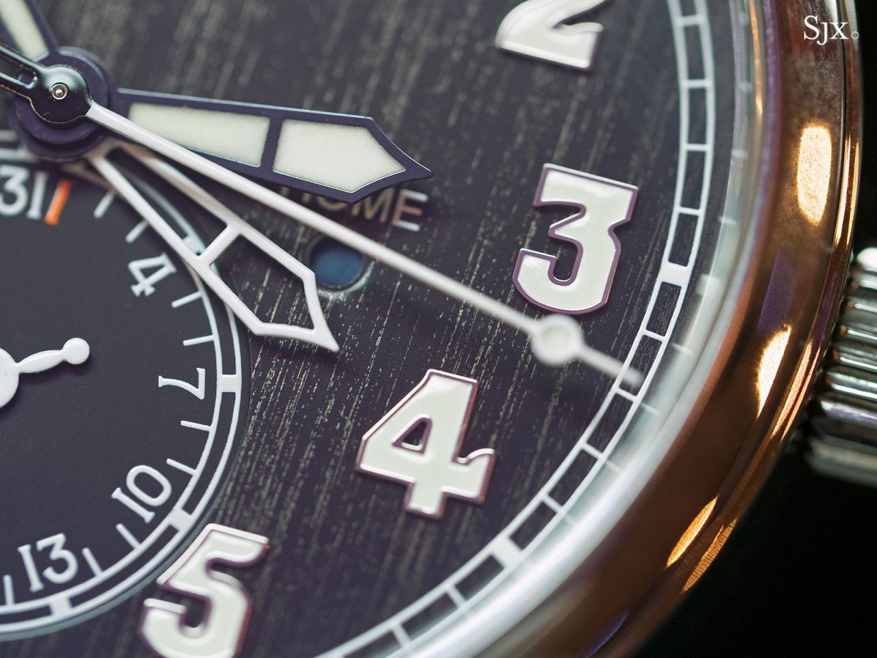 Patek Philippe Calatrava Pilot Travel Time Titanium 5524T-4