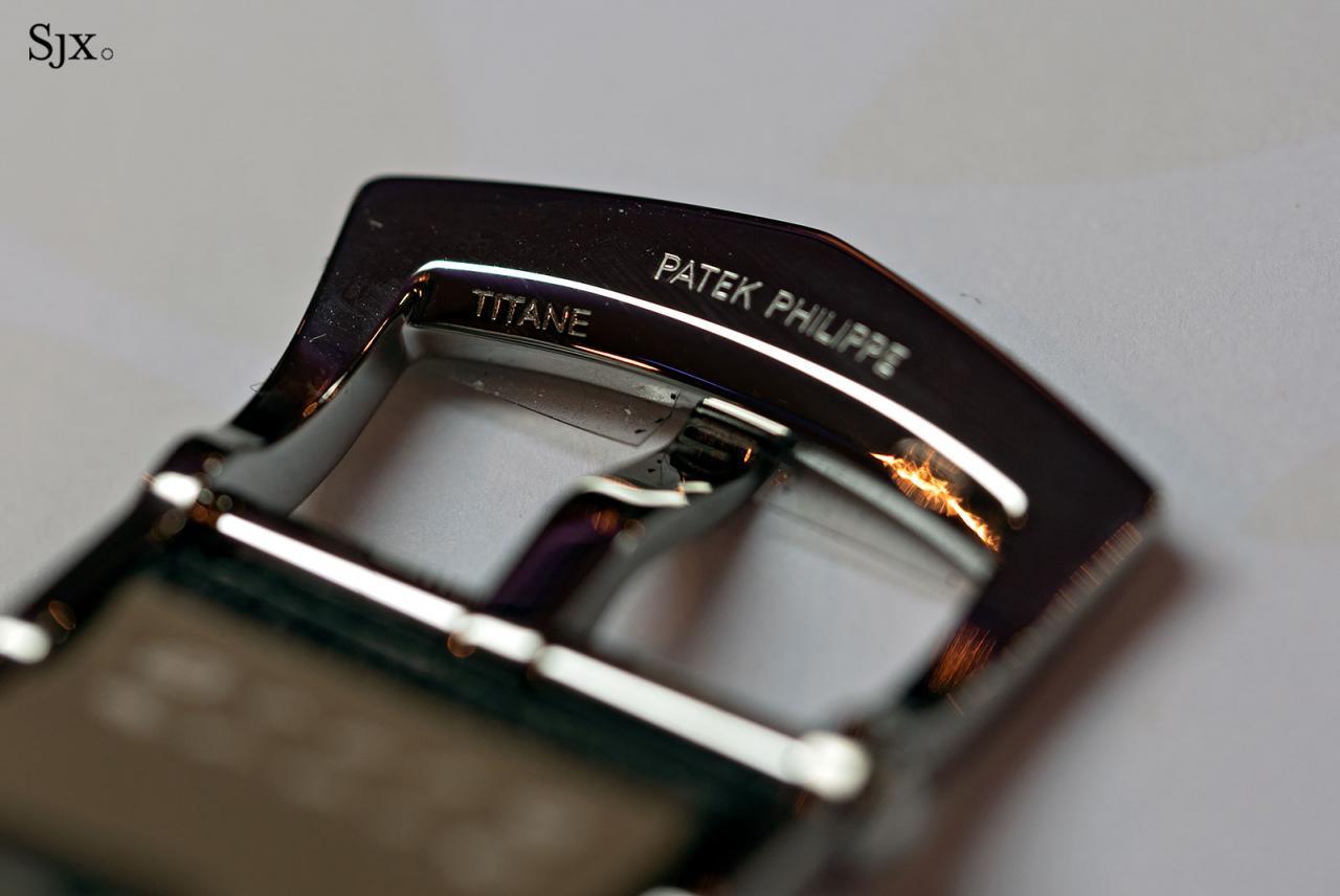 Patek Philippe Calatrava Pilot Travel Time Titanium 5524T-7