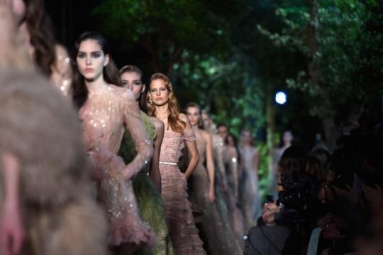 Elie Saab By Paris Couture Week Spring Summer 2015