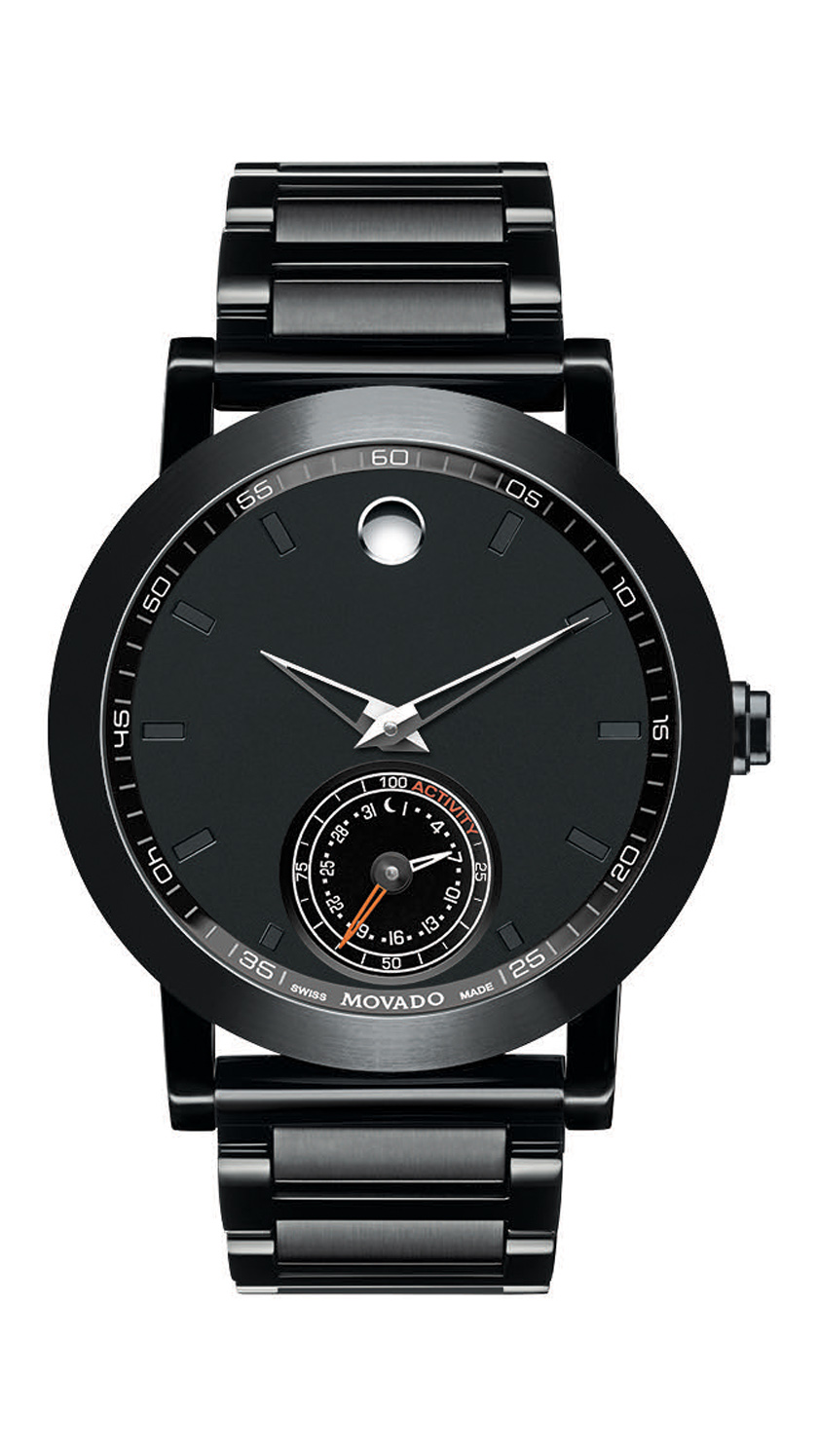 Movado Cooperated With HP to Creat The New Smartwatch