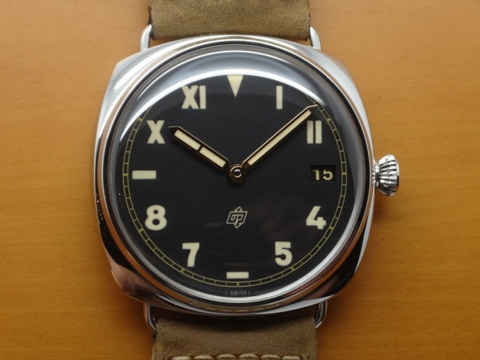 Panerai PAM Radiomir California wristwatch