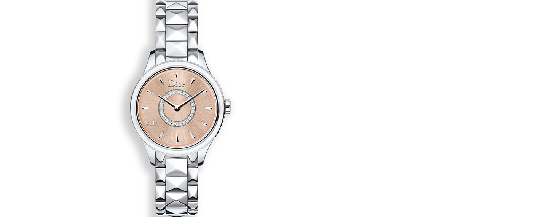 Dior Jewellery Series Timepiece-Dior VIII Montaigne